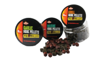 Насадочный пеллетс Dynamite Baits Pre-Drilled Garlic Hook Pellets 8mm