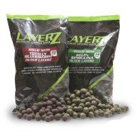 Бойлы Starbaits LayerZ Kelp and Spirulina 14mm 800g