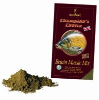 Прикормка Browning CC Betain Mussle Groundbait 1кг