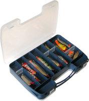 Коробка Aquatech 2-х сторонняя 46 ячеек 2546