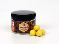 Бойлы Rocket Baits Pop-Up Premium МёдоНос 14mm 30g