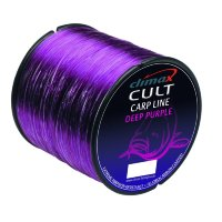 Леска Climax CULT Carp Line Deep Purple 0.30 mm (7,1 kg) 1200 m