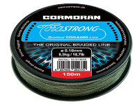 Шнур Cormoran Corastrong Coramid Green 0,10mm 135m