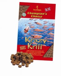 Пеллетс Browning Crazy Krill 4.0mm/1kg