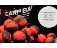 Бойлы Carpballs Pop Ups Cranberry&Caviar 10mm 15шт.