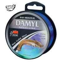 Леска D.A.M. Spezi Line Catfish 0,60mm 150m 24,8kg (night-blue)