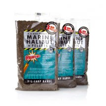 Пеллетс Dynamite Marine Halibut Pellets 8 mm 900 гр
