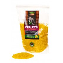 Пеллетс Technocarp Flavored Carp Pellets Pineapple 3mm 1kg