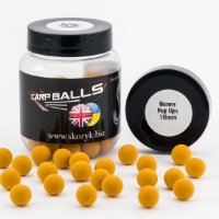 Бойлы Carpballs Pop Ups Honey 10mm 15шт.