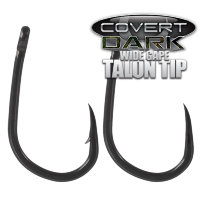 Крючок Gardner Covert Dark Wide Gape Talon Tip Size 4 (10шт)