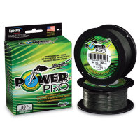 Шнур Power Pro Moss Green 0.15mm 1370m