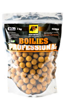 Бойлы CC Baits Professional Soluble Banana 20mm 1kg