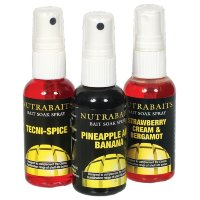 Спрей Nutrabaits EA STRAWBERRY, CREAM & BERGAMOT 50мл