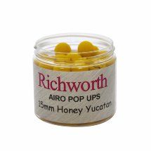 Бойл Richworth Airo Pop-ups Honey Yucatan, 15 mm, 80g