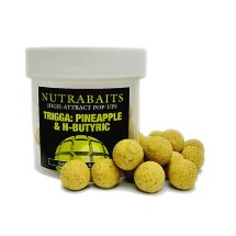 Бойл Nutrabaits POP-UP Trigga Pineapple & N-butyric 15мм