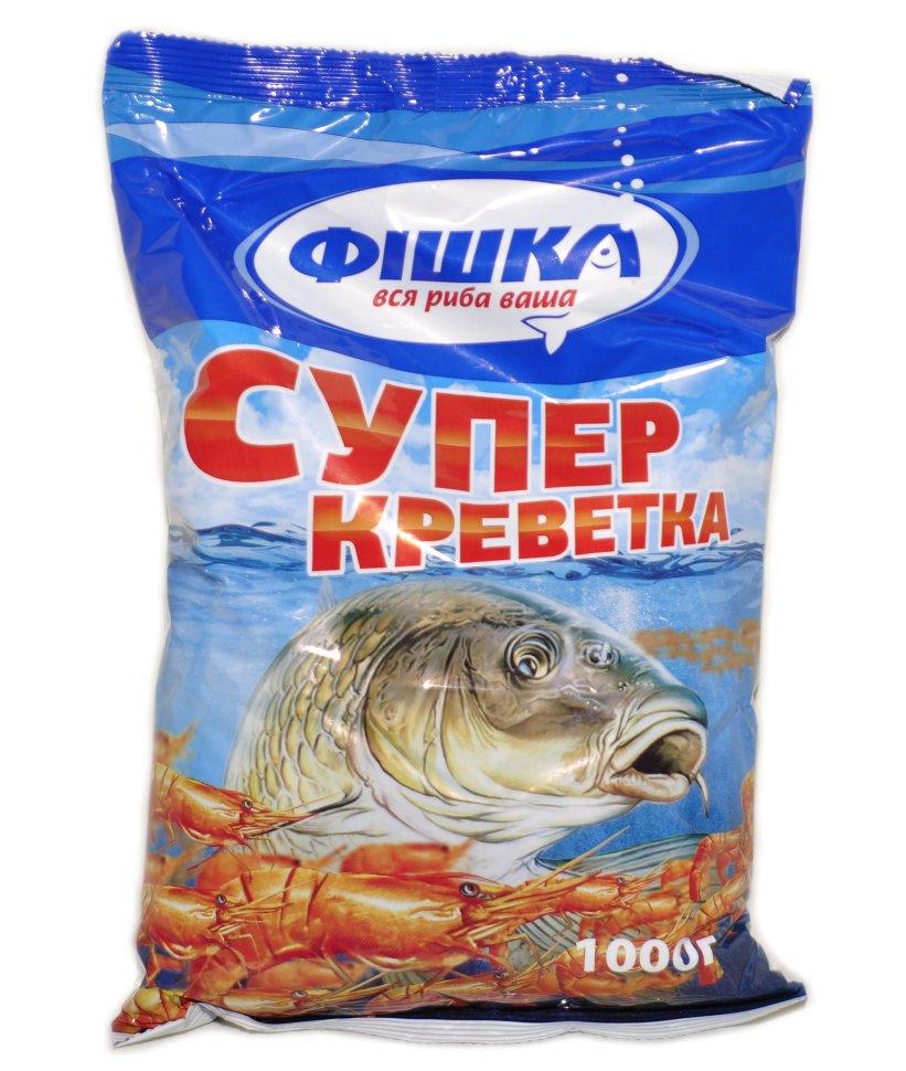 новая прикормка рыбы