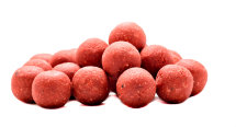 Бойлы CC Baits Professional Soluble Strawberry 20mm 200g