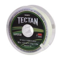 Леска D.A.M. Tectan Superior 25m 0,25mm 5,83kg (салатовая)