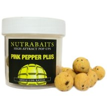 Бойл Nutrabaits POP-UP Pink Pepper Plus Hookbaits 20мм
