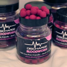 Бойл Discharge Pop Up Bloodworm 14mm