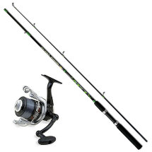 Набір Lineaeffe Combo Extreme Fishing Spinning 2.10m 5-30gr + FD20