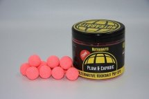 Бойл Nutrabaits AH Pop-Up PLUM & CAPROIC ACID 16мм