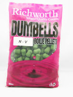 Бойлы Richworth Dumbell Boilie Pellets 14mm N-V, 400g
