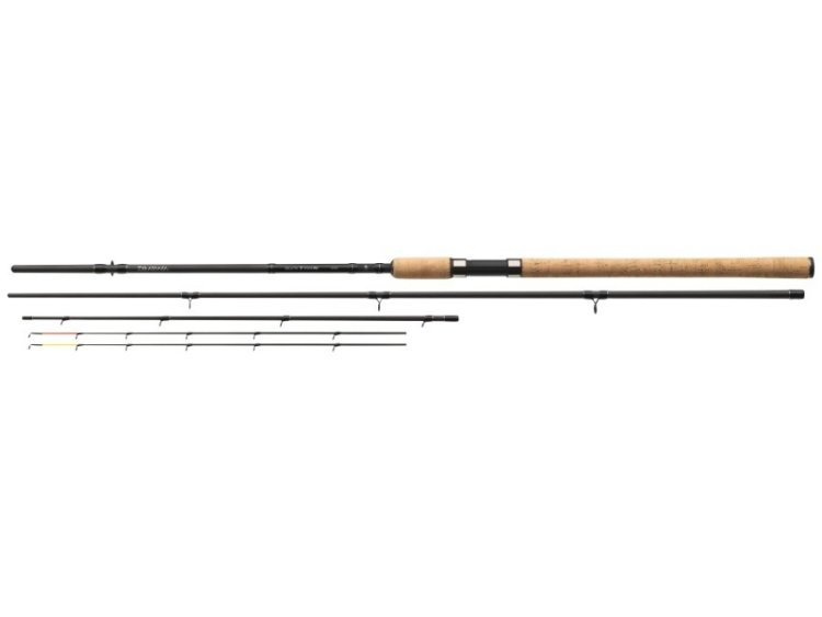 Удилище Daiwa Black Widow Feeder 3.60 m, 150g