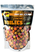 Пылящие бойлы CC Baits Economic Soluble Fruit Mix, 16-20мм 1кг