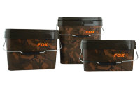 Ведро Fox Camo Square Buckets 5 Litre