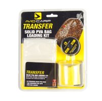 Пакеты Пва в наборе Avid Transfer Solid Pva Bag Loading Kit (80*120mm)