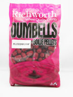 Бойлы Richworth Dumbell Boilie Pellets 14mm Bloodworm, 400g