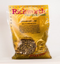 Пеллетсь Richworth Pellets Starwberry Jam Original 8mm, 900g
