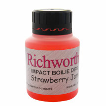 Дип Richworth Impact Boilie Dips Strawberry Jam
