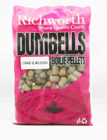 Бойлы Richworth Dumbell Boilie Pellets 14mm Crab&Mussel, 400g