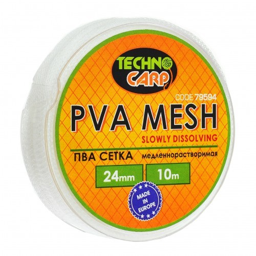 PVA сетка Technocarp Slow Dissolving 24mm 10m