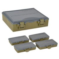 Коробка Prologic Tackle Organizer S 1+4 BoxSystem