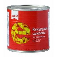 Кукуруза сахарная Extra 430g
