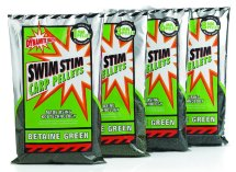 Пеллетс Dynamite Baits Swim Stim Betaine Green Pellets 3mm 900g