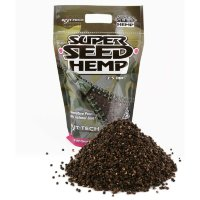 Готовая конопля Bait-tech Super Seed Chilli Hemp 2.5 л