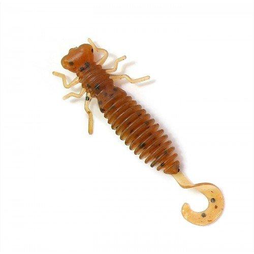 """Съедобный силикон Fanatik Larva LUX 2,0"""" цвет 002 8шт"""