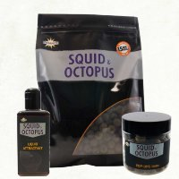 Бойлы Dynamite Baits Hi-Attract Squid & Octopus 1 kg 20 mm