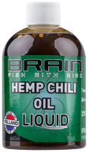 Атрактанти Brain Hemp Oil + Chili Liquid 275 ml