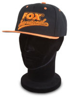 Кепка Fox Carp Snap Back Cap Orange/Black