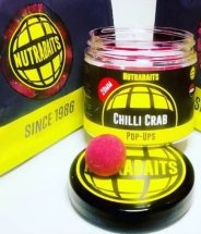 Бойл Nutrabaits Chilli Crab Pop Up 15mm