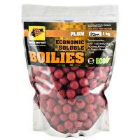 Пылящие бойлы CC Baits Economic Soluble Plum 20мм 1кг