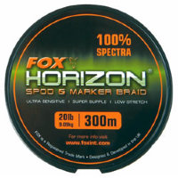 Шнур для спода и маркера Fox Horizon Spod and Marker Braid 20lb/9,09kg 300 m
