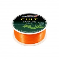 Леска Climax CULT Carp Line Z-Sport Orange 0.28 mm (6,8 kg) 1000m
