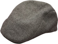 Кепка Fox CHUNK Flat Cap - Black/Grey