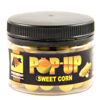 Бойлы CC Baits Pop-Ups Sweetcorn 10мм, 50гр